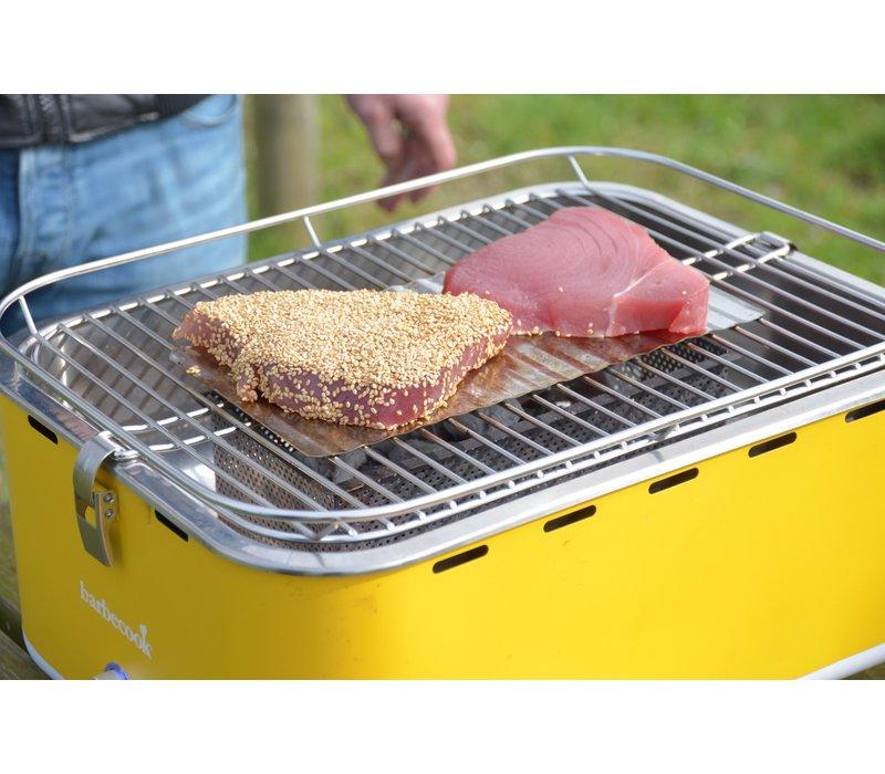 Barbecook Carlo Houtskooltafelgrill Sunshine Yellow