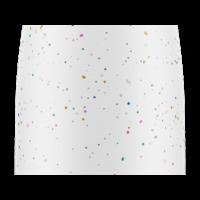 Chilly's  Dubbelwandige Isoleerfles Spikkel Editie - Wit 500 ml
