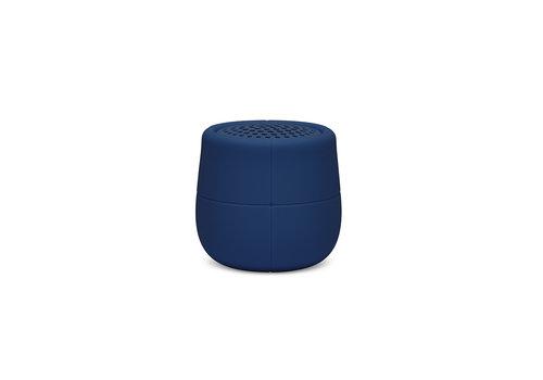 Lexon Lexon Mino X Drijvende Speaker Rubber Donker Blauw