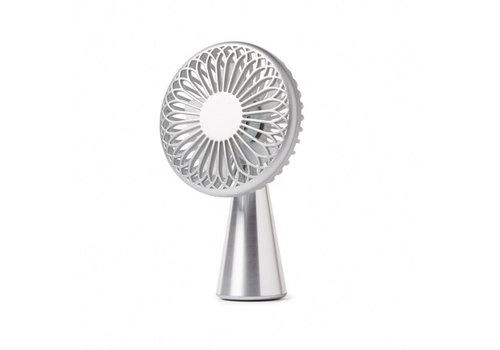 Lexon Lexon Wino Mini Fan Wireless Rechargeable Alu
