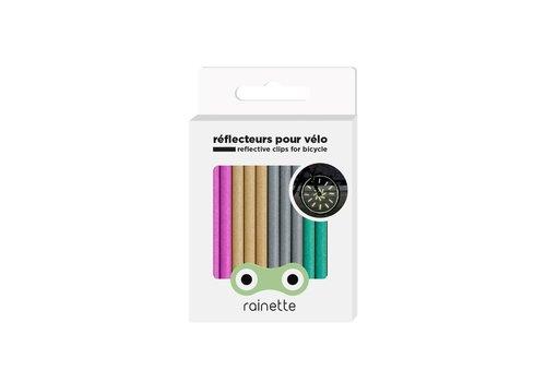 Rainette Rainette Wielspaak Reflectoren Multicolor