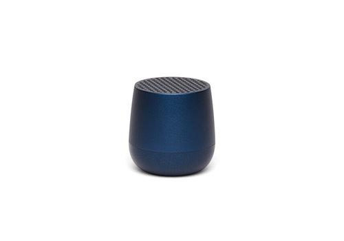 Lexon Lexon Mino+ Speaker Draadloos Oplaadbaar Donker Blauw