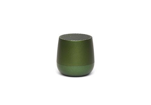 Lexon Lexon Mino+ Speaker Wireless Rechargeable Dark Green