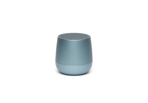 Lexon Lexon Mino+ Speaker Wireless Rechargeable Light Blue