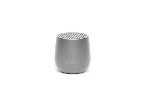 Lexon Lexon Mino+ Speaker Draadloos Oplaadbaar Metaal Grijs