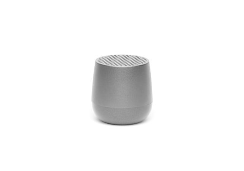 Lexon Lexon Mino+ Speaker Wireless Rechargeable Gun Metal