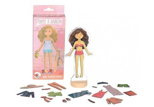 Egmont Toys Egmont Toys Magnetic Game Dress Up Doll