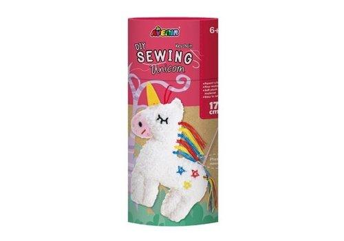 Avenir Avenir Sewing My First Keychain Unicorn