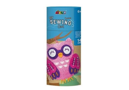 Avenir Avenir Sewing My First Keychain Owl