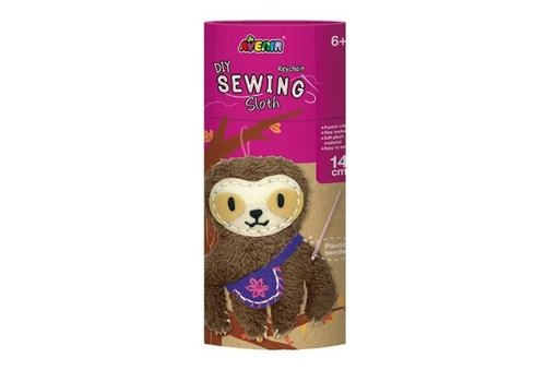 Avenir Avenir Sewing My First Keychain Sloth
