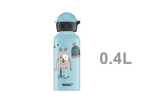 Sigg Sigg Drinking Bottle Monster Friends 0,4 L