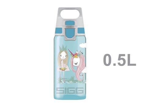 Sigg Sigg Viva Drinkfles Believe in Unicorns 0,5 L