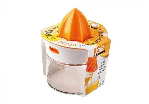 Joie Joie Citrus Press With Spout Orange 400 ml