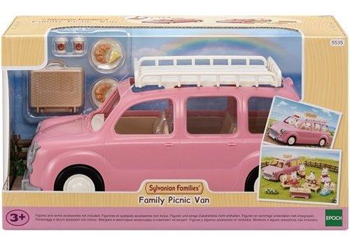 Sylvanian Families Sylvanian Families Familie Picknick Wagen