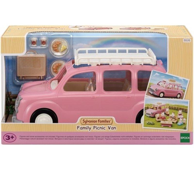 Sylvanian Families Family Picnic Van