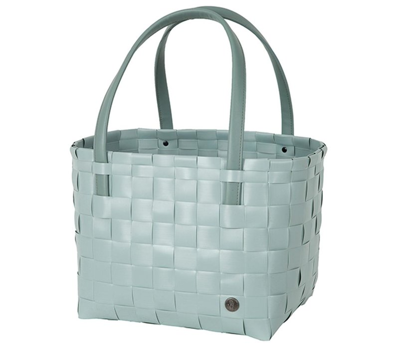 Handed By Color Match Shopper Greyish Green Maat S