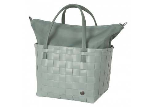Handed By Handed By Color Deluxe Shopper Greyish Green