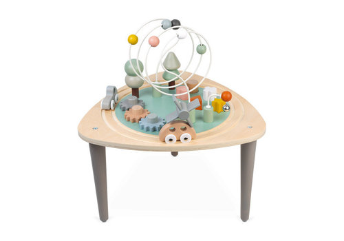 Janod Janod Acticity Table Sweet Cocoon