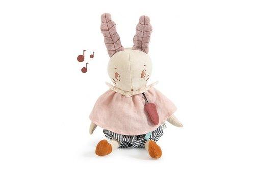 Moulin Roty Moulin Roty Musical Rabbit 'Après la Pluie'