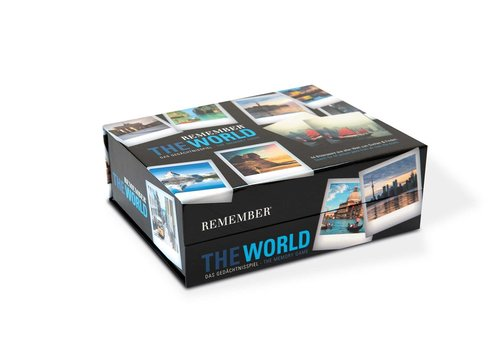 Remember Remember Memory Game The World