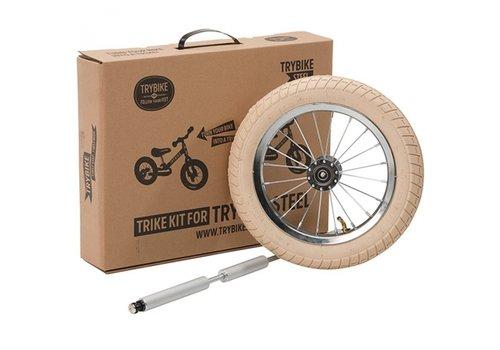 Trybike Trybike Trikekit Steel Third Wheel
