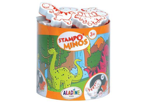 Aladine Aladine Stampo Minos Dinosaurs