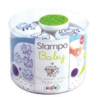 Aladine Stampo Baby Farm Animals