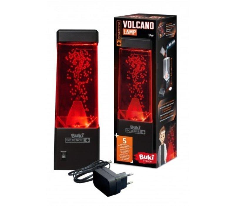 Buki Science Vulkaan Lamp