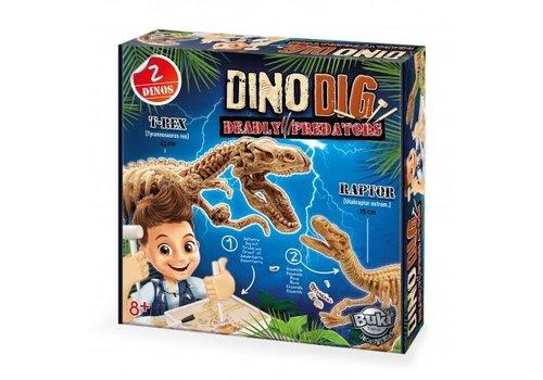 BUKI Buki Dino Dig Uitgraaf Set