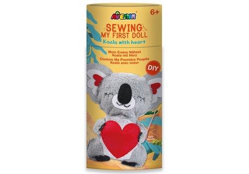 Avenir Avenir Mijn Eerste Naaiset Koala Met Hart