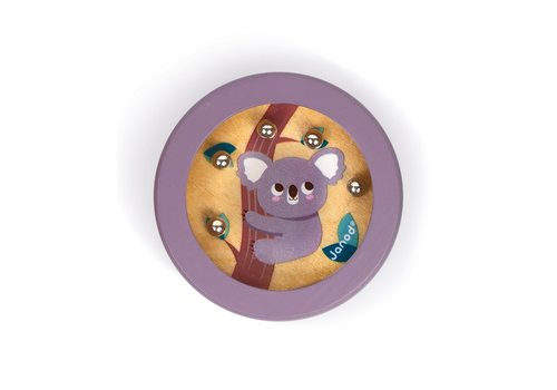 Janod Janod Mini Knikker Labyrinth Koala