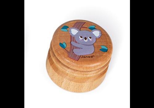 Janod Janod Wooden Tooth Box Koala