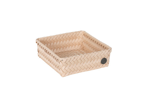 Handed By Handed By Fit Square 24 Basket Sahara Sand