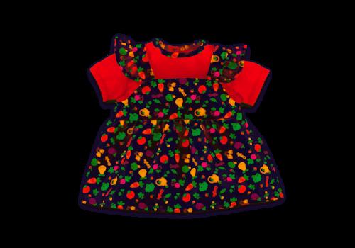 Corolle Corolle Dress The Vegetable Garden Festival for Doll 30cm