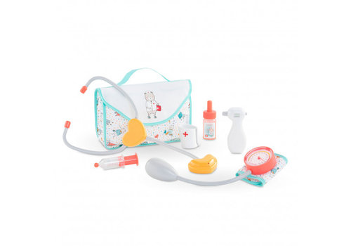 Corolle Corolle Large Doctor Coral Box for 36 and 42 cm dolls