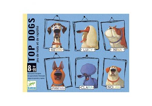 Djeco Djeco Word Game Top Dogs