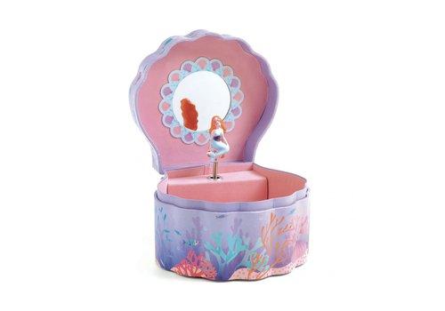 Djeco Djeco Music Box/Jewelry box Singing Mermaid