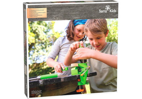 Haba Haba Terra Kids Vise And Clamps
