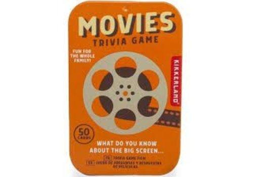 Kikkerland Kikkerland Movies Trivia Game