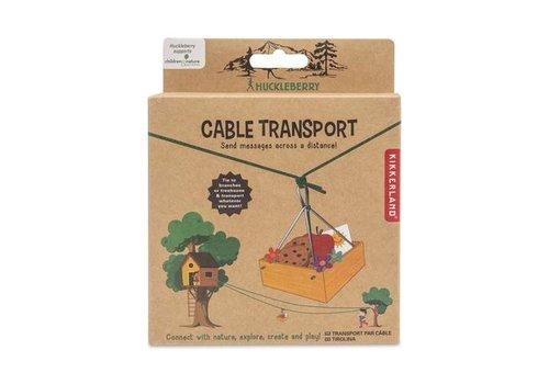 Kikkerland Kikkerland Huckleberry Transport Kabel