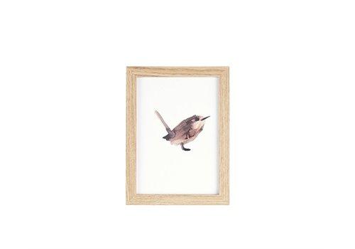 Present Time Present Time Wall Art Bird Medium