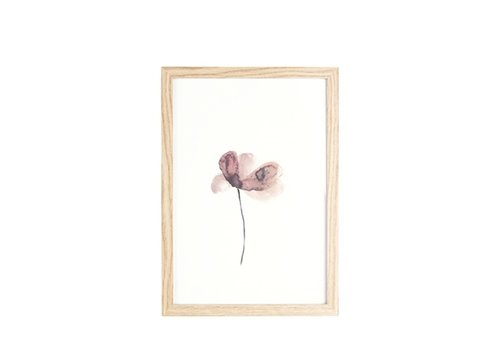 Present Time Present Time Wall Art Flower Large