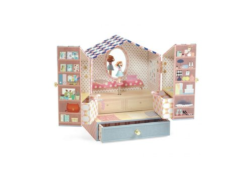 Djeco Djeco Music Box/Jewelry box Tinou Shop