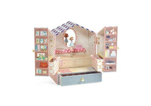 Djeco Djeco Muziekdoos/Juwelenkistje Tinou Shop