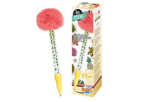 Buki Buki Be Teens DIY Pen Ananas