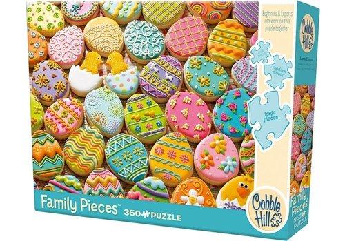 Cobble Hill Cobble Hill Family Puzzle Easter Cookies 350pcs