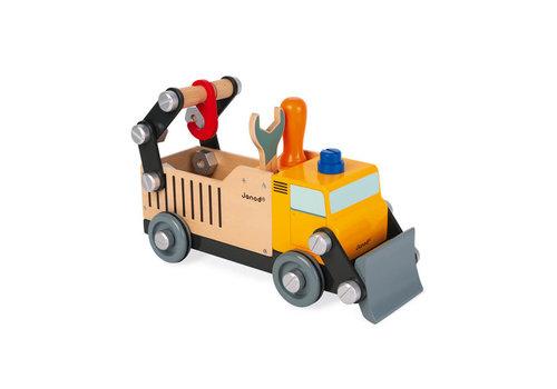 Janod Janod DIY Vrachtwagen Brico'kids