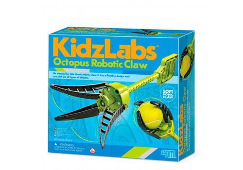 4M 4M KidzLabs Octopus Robotic Claw