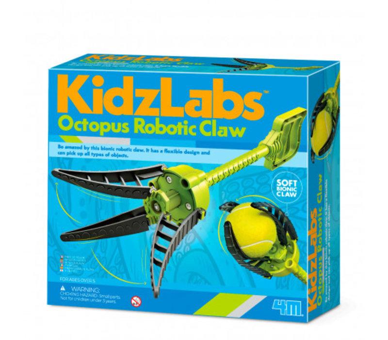4M KidzLabs Octopus Robotklauw