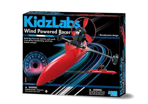 4M 4M KidzLabs Wind Aangedreven Racer
